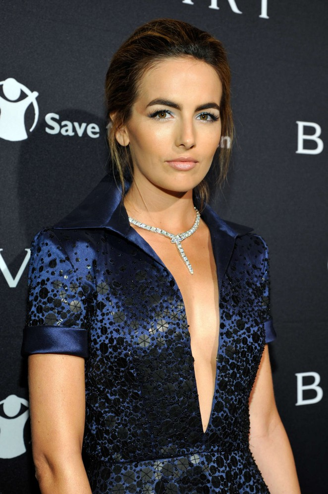Camilla Belle - BVLGARI Save The Children STOP THINK GIVE Pre-Oscar Event in Beverly