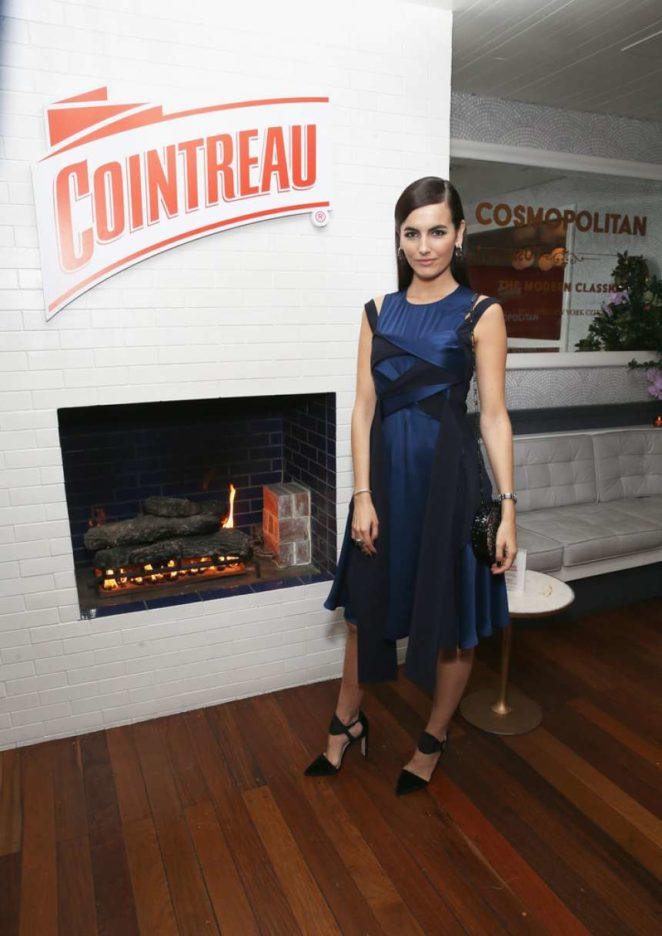 Camilla Belle: Cointreau Celebrates The Cosmopolitan and The Art Of La Soiree -02
