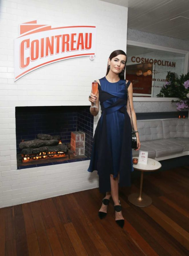 Camilla Belle: Cointreau Celebrates The Cosmopolitan and The Art Of La Soiree -03