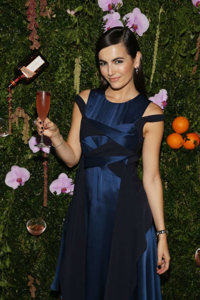 Camilla Belle - Cointreau Celebrates The Cosmopolitan and The Art Of La Soiree in NYC
