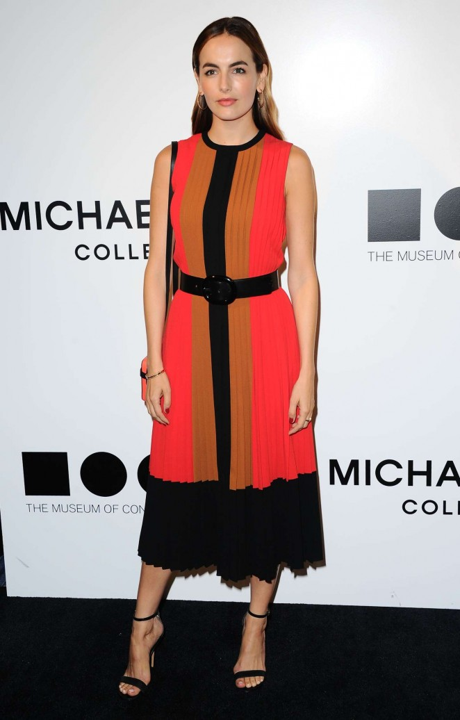 Camilla Belle - Distinguished Women In The Arts Luncheon in Beverly Hills