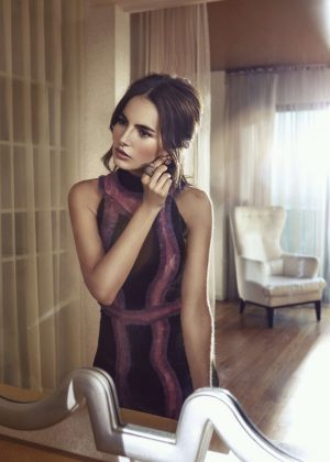 Camilla Belle - Hello! Fashion Monthly UK (November 2016)