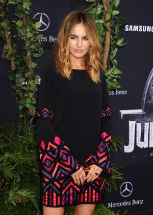 Camilla Belle - 'Jurassic World' Premiere in Hollywood
