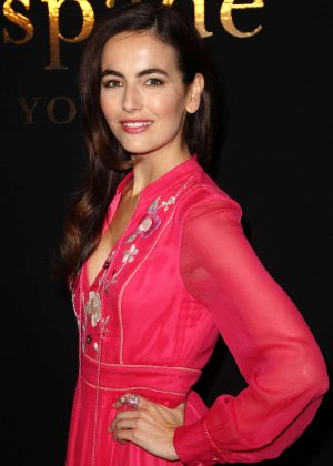 Camilla Belle - Kate Spade Presentation at 2017 NYFW in New York