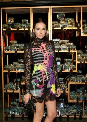 Camilla Belle - Marc Jacobs Divine Decadence Fragrance Dinner in Los Angeles
