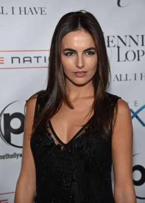 Camilla Belle - Opening night of Jennifer Lopez's 'All I Have' Residency in Las Vegas