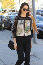 Camilla Belle - Out in Beverly Hills