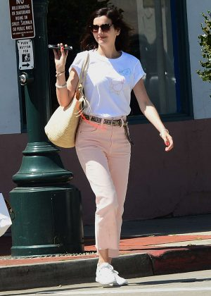 Camilla Belle - Shopping in Santa Barbara