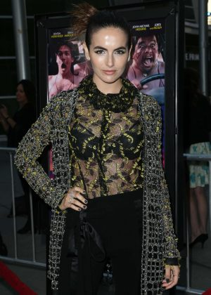 Camilla Belle - 'Sundown' Premiere in Hollywood