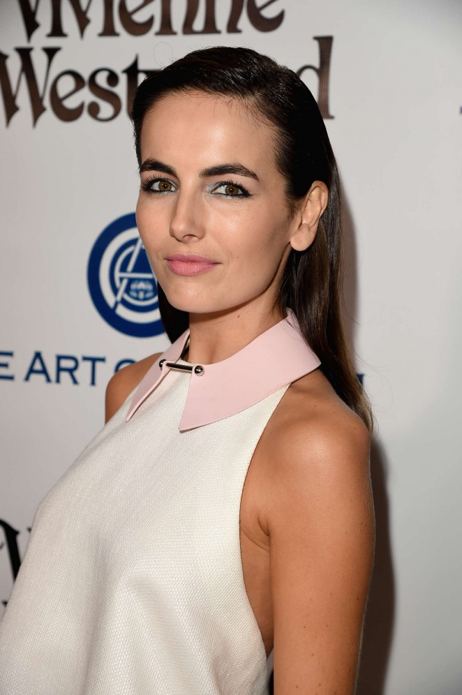 Camilla Belle - The Art of Elysium 2016 HEAVEN Gala in Culver City