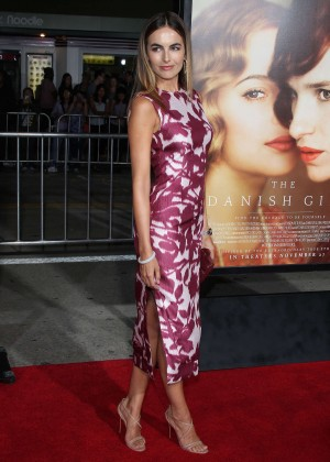 Camilla Belle - 'The Danish Girl' Premiere in Los Angeles