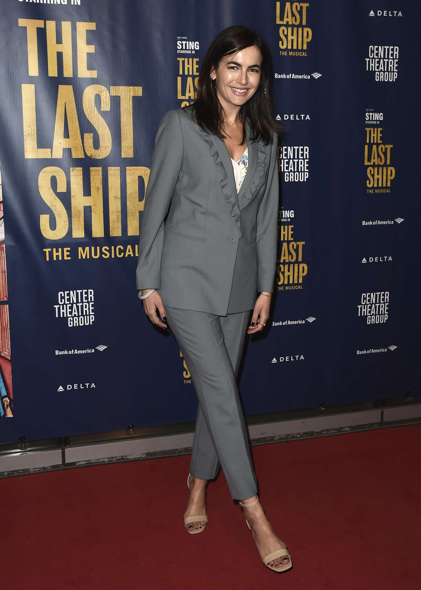 Camilla Belle 2020 : Camilla Belle – The Last Ship Opening Night Performance-09