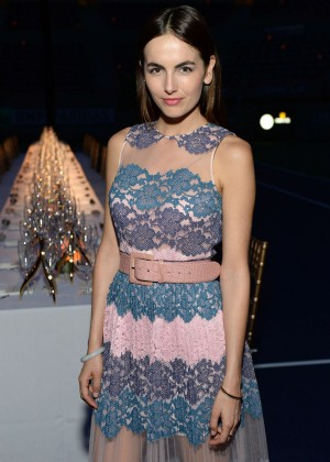 Camilla Belle - The Moet and Chandon Inaugural 'Holding Court' Dinner in Indian Wells