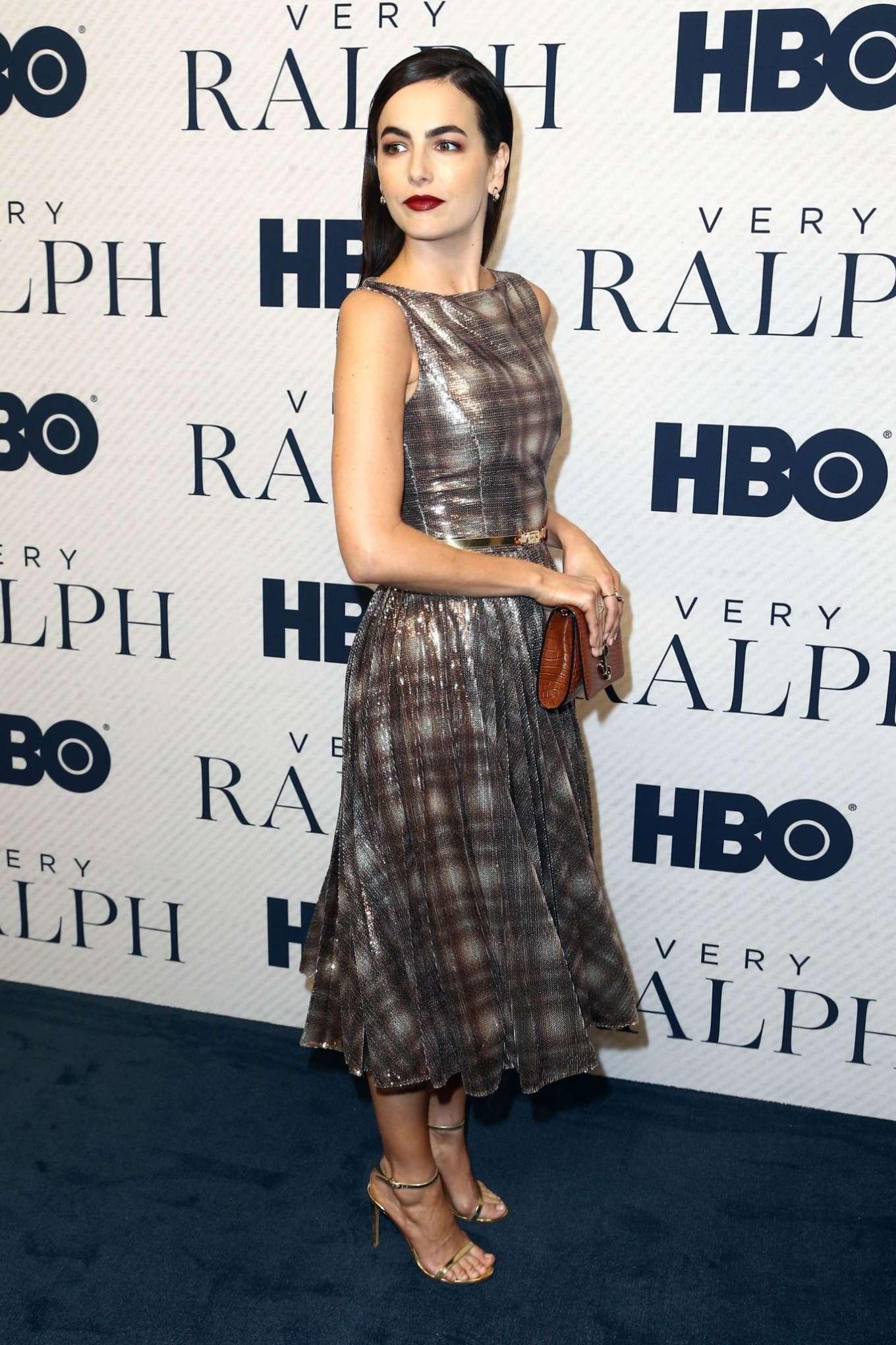 Camilla Belle 2019 : Camilla Belle – Very Ralph Premiere in Beverly Hills-13