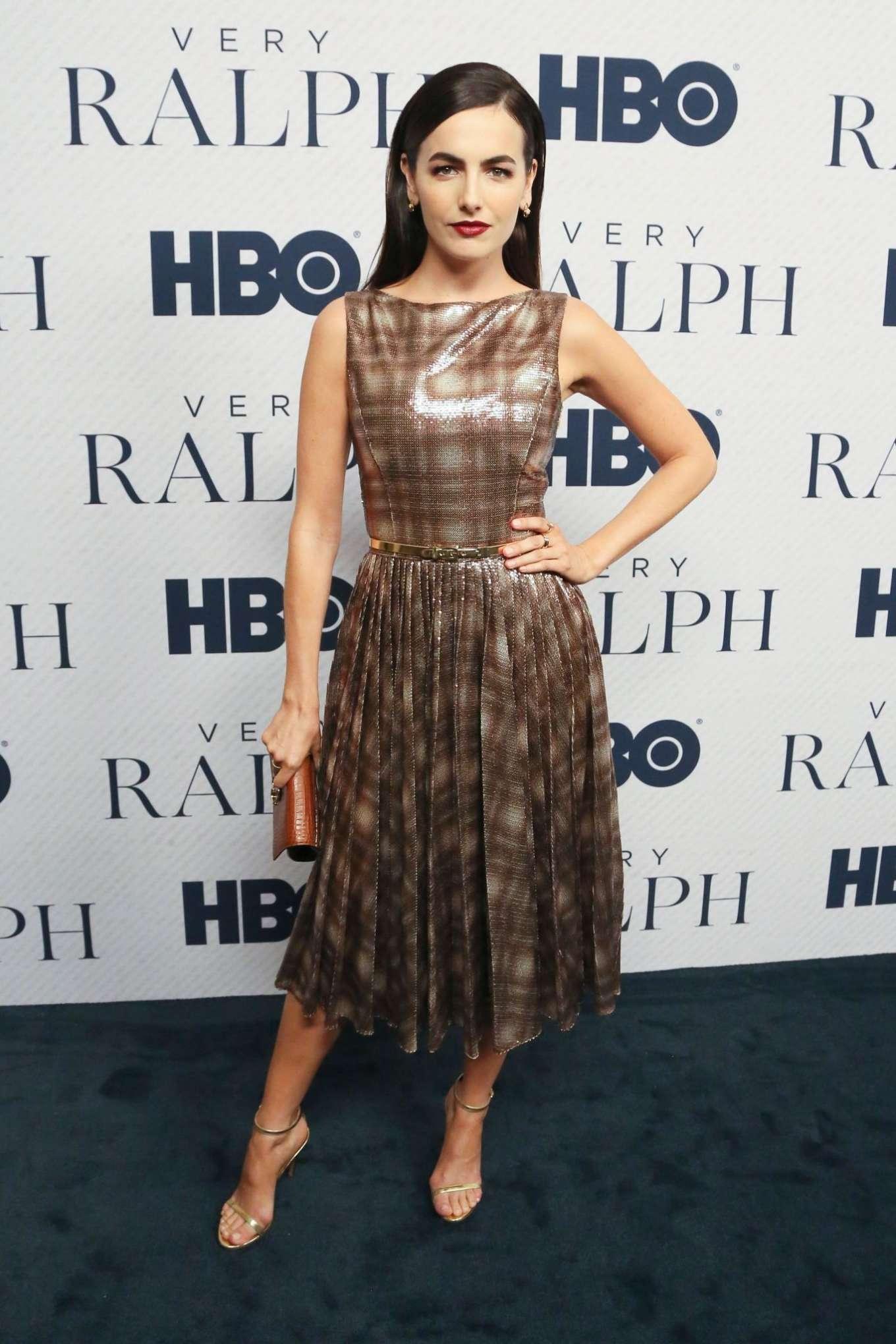 Camilla Belle 2019 : Camilla Belle – Very Ralph Premiere in Beverly Hills-15