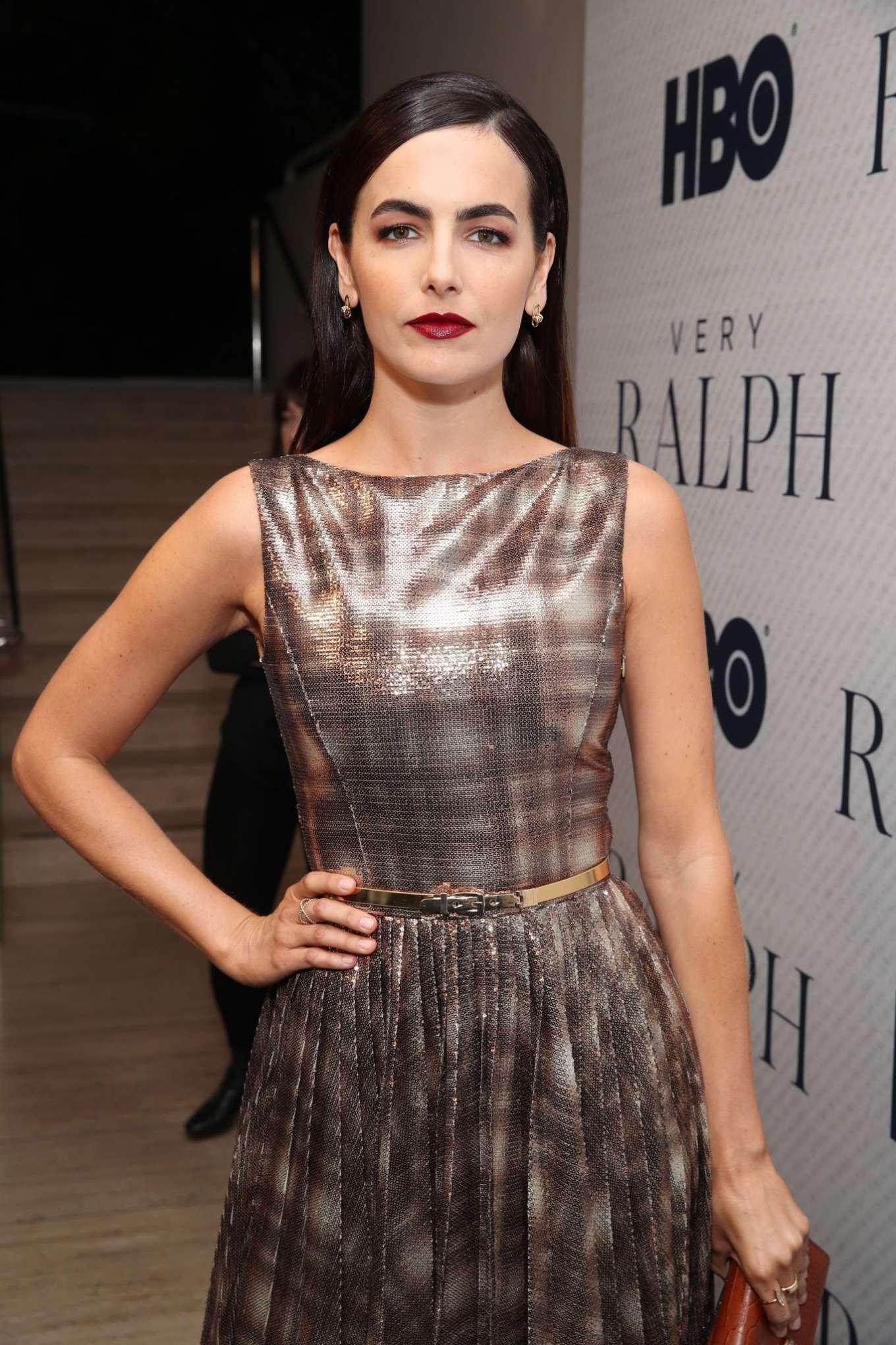 Camilla Belle 2019 : Camilla Belle – Very Ralph Premiere in Beverly Hills-18