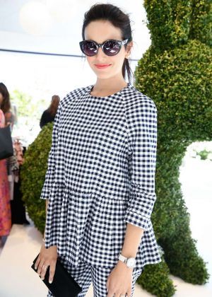 Camilla Belle - 'Victoria Beckham for Target' Garden Party in Los Angeles