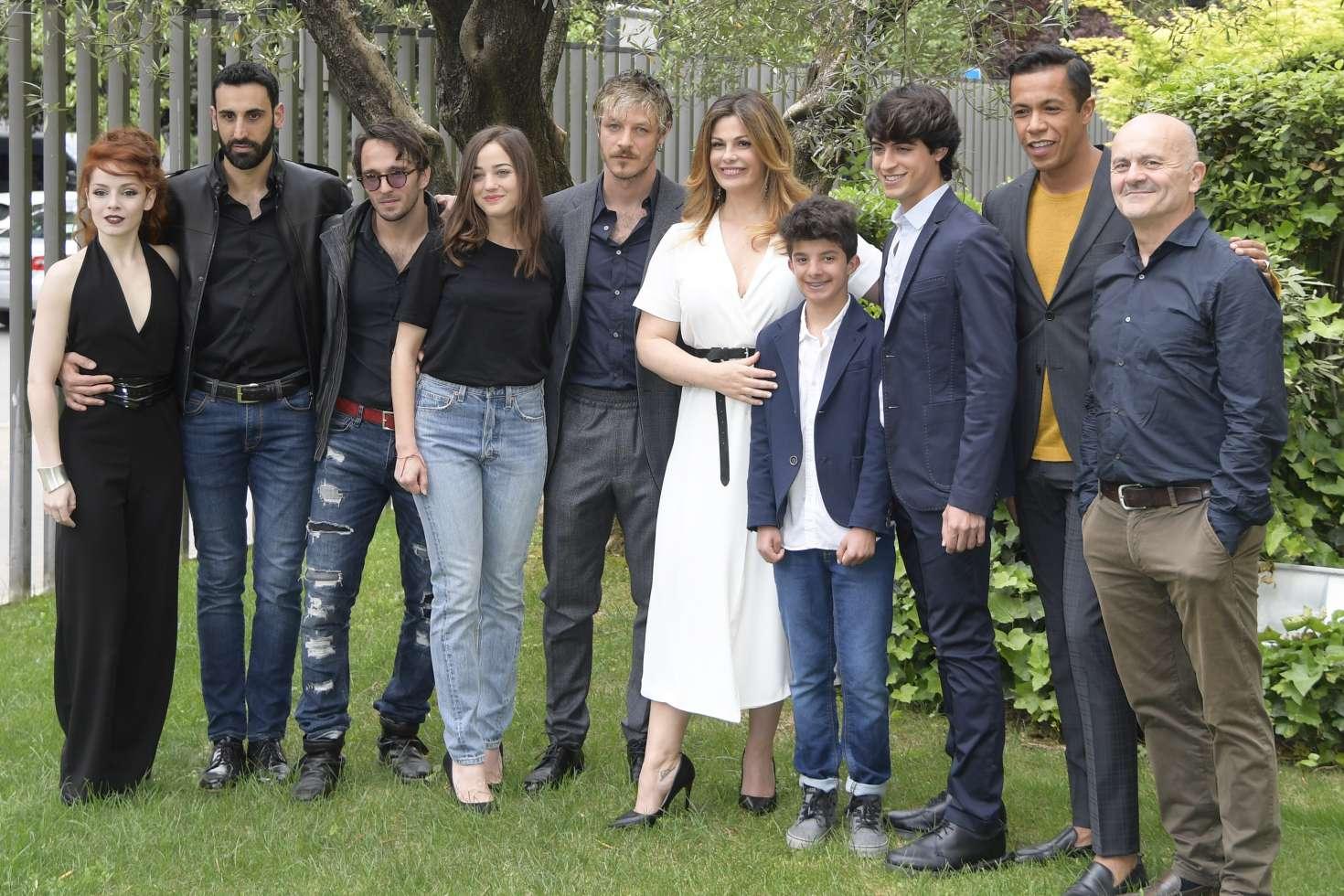 Camilla Diana 2018 : Camilla Diana: Il Capitano Maria Photocall in Rome -02