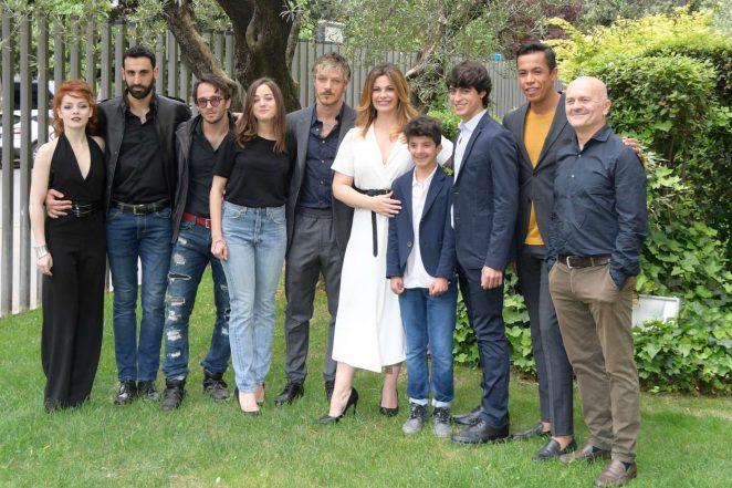 Camilla Diana 2018 : Camilla Diana: Il Capitano Maria Photocall in Rome -12