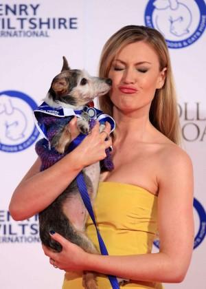 Camilla Kerslake - Battersea Dogs & Cats Event in London