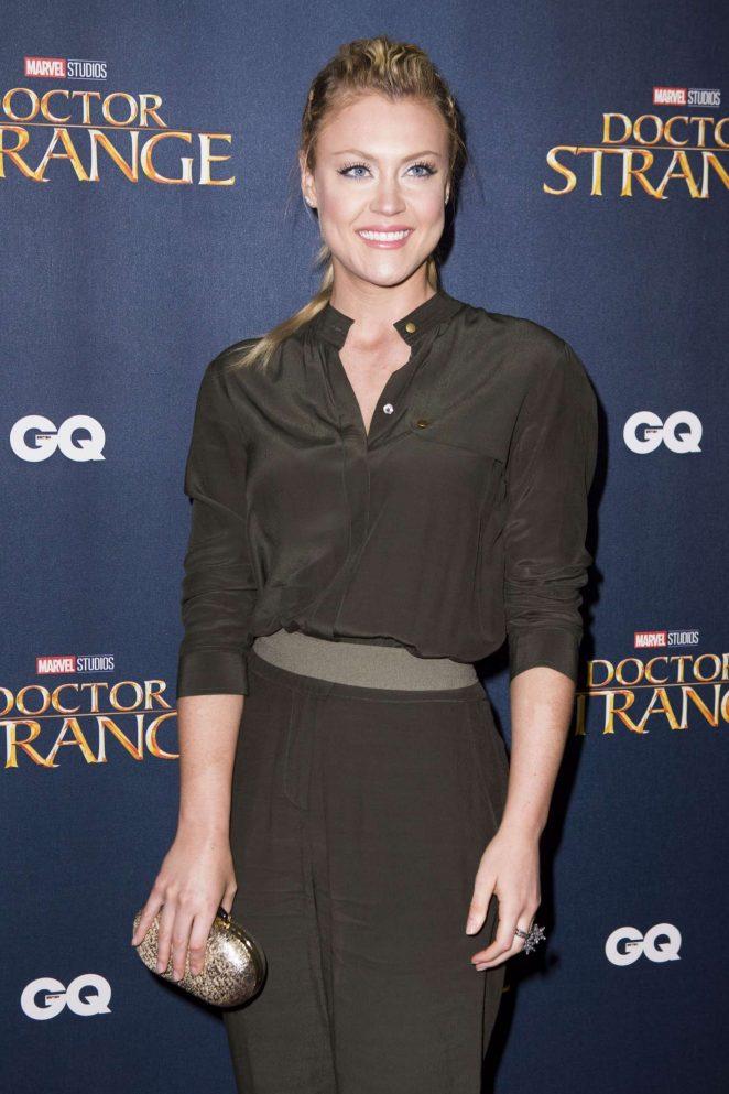 Camilla Kerslake - 'Doctor Strange' Launch Event in London