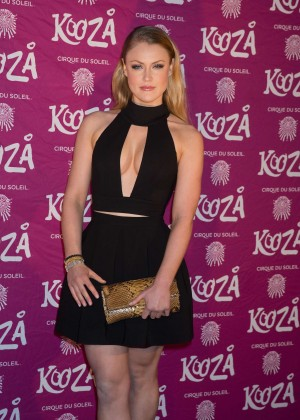 Camilla Kerslake - Kooza By Cirque Du Soleil VIP Performance in London