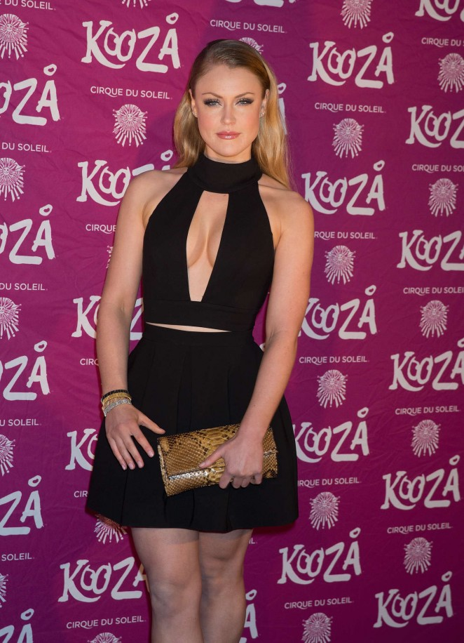 Camilla Kerslake - Kooza By Cirque Du Soleil VIP Performance in London