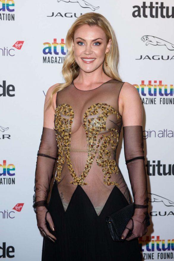 Camilla Kerslake - Virgin Atlantic Attitude Awards powered by Jaguar 2019 in London