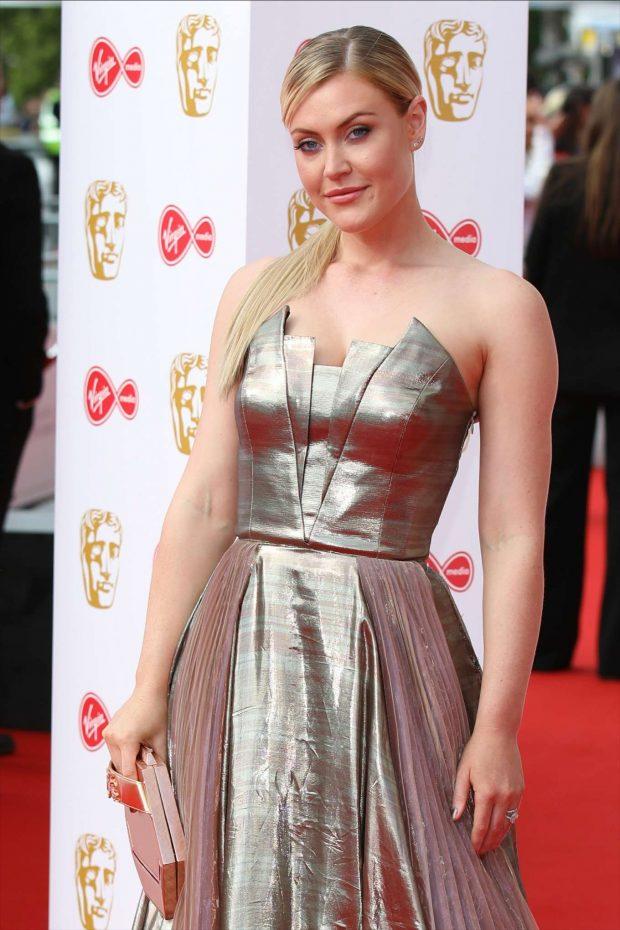 Camilla Kerslake - BAFTA Television Awards 2019 in London