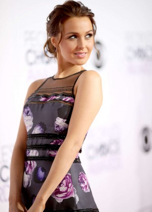 Camilla Luddington - 41st Annual People's Choice Awards in LA