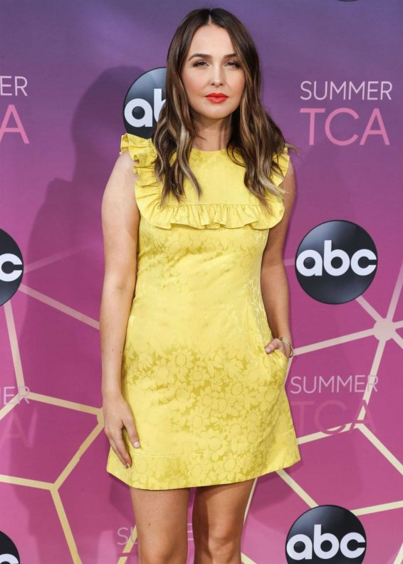 Camilla Luddington - ABC All-Star Party 2019 in Beverly Hills