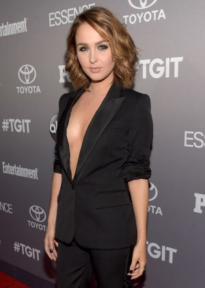 Camilla Luddington - ABC's TGIT line-up Celebration in West Hollywood