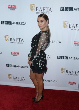 Camilla Luddington - BBC America BAFTA Los Angeles TV Tea Party 2017