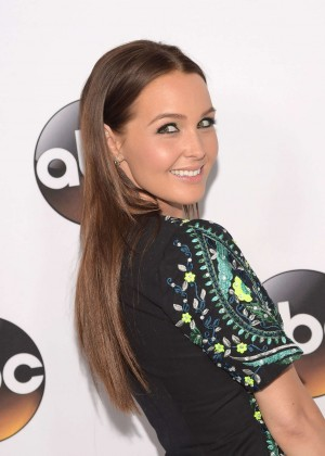 Camilla Luddington - Disney & ABC Television Group's TCA Winter Press Tour in Pasadena