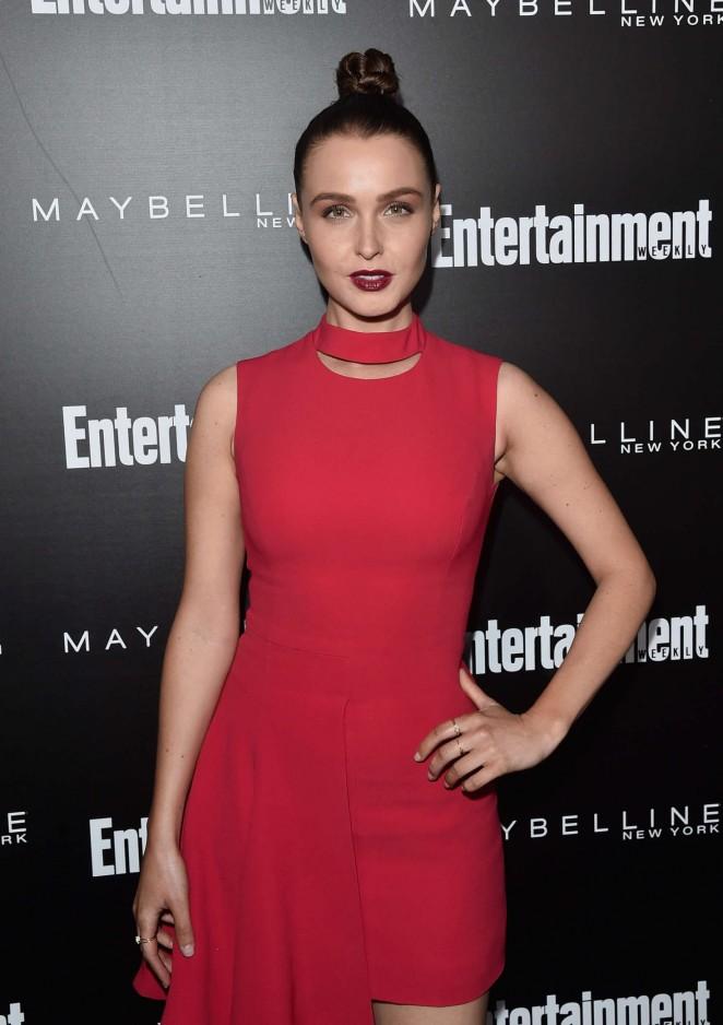Camilla Luddington - Entertainment Weekly's Celebration Honoring The Screen Actors Guild in LA