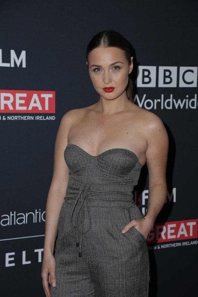 Camilla Luddington - Great British Film Reception Honoring The British Oscar Nominees 2018 in LA