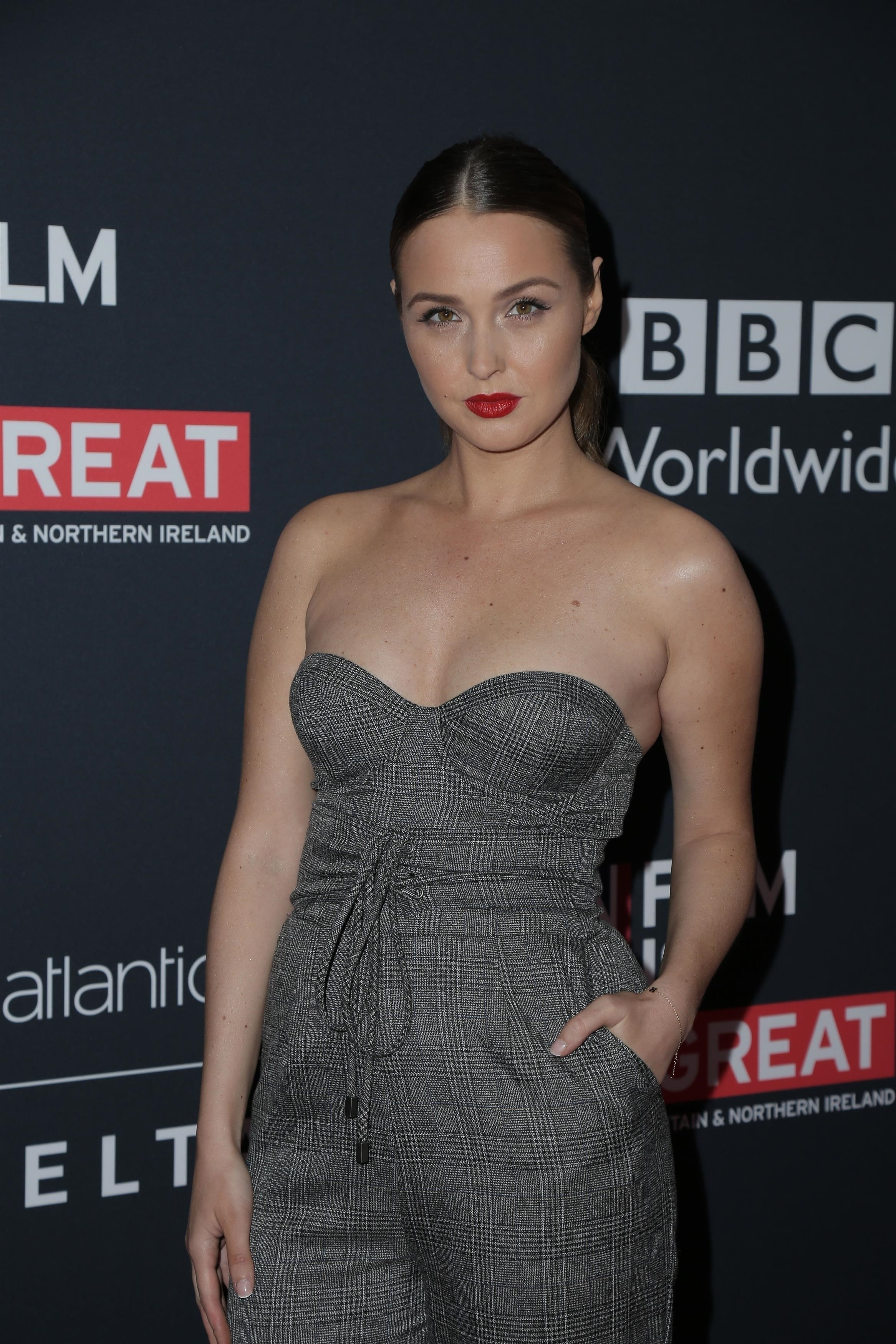 Camilla Luddington - Great British Film Reception Honoring The British Oscar Nominees 2018 in LA