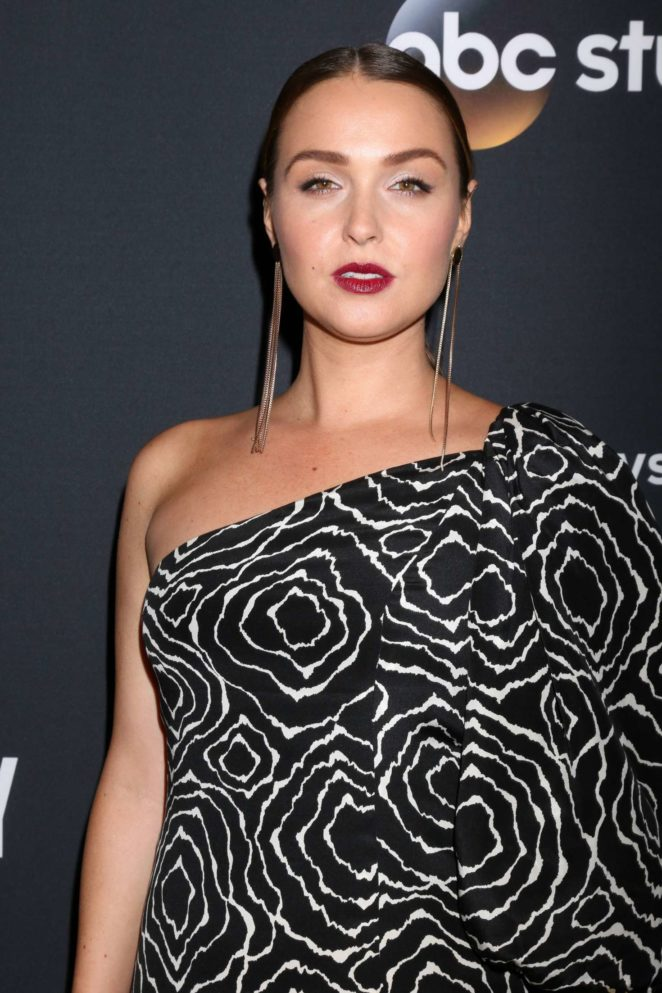 Camilla Luddington: Greys Anatomy 300th Episode Celebration -01