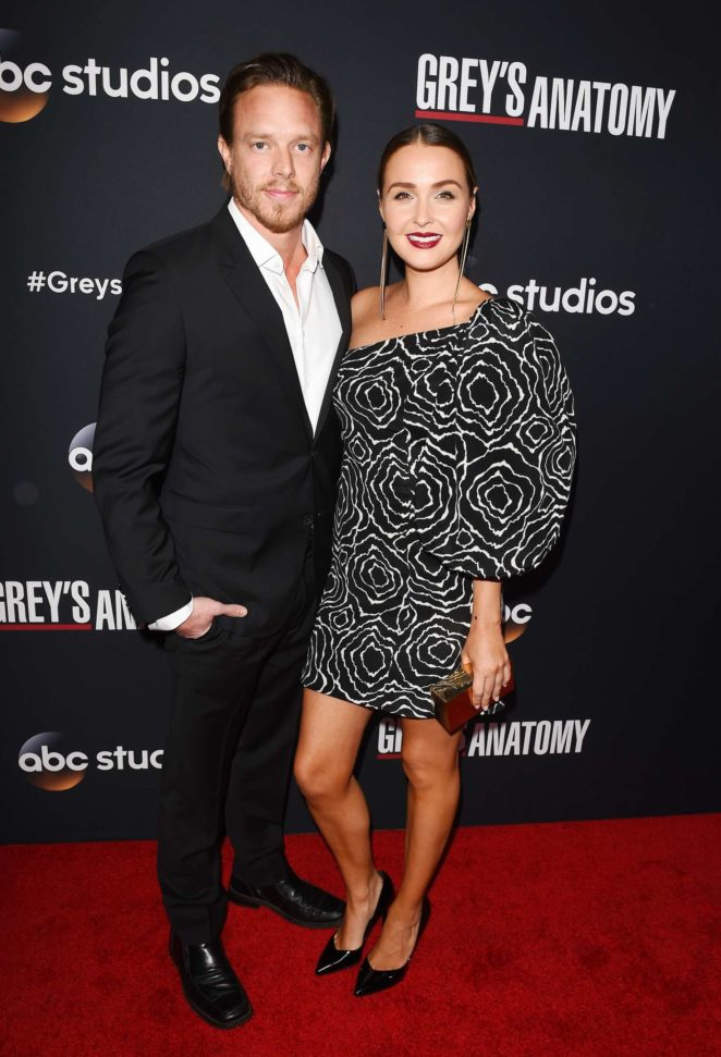Camilla Luddington: Greys Anatomy 300th Episode Celebration -10