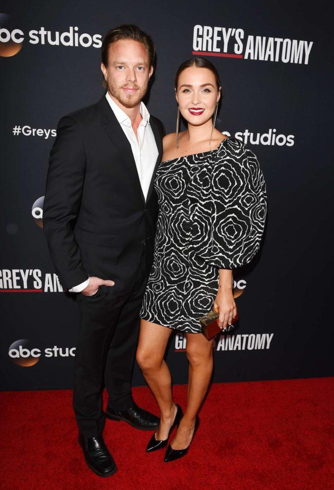 Camilla Luddington: Greys Anatomy 300th Episode Celebration -10