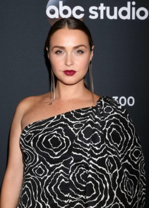 Camilla Luddington - 'Grey's Anatomy' 300th Episode Celebration in LA