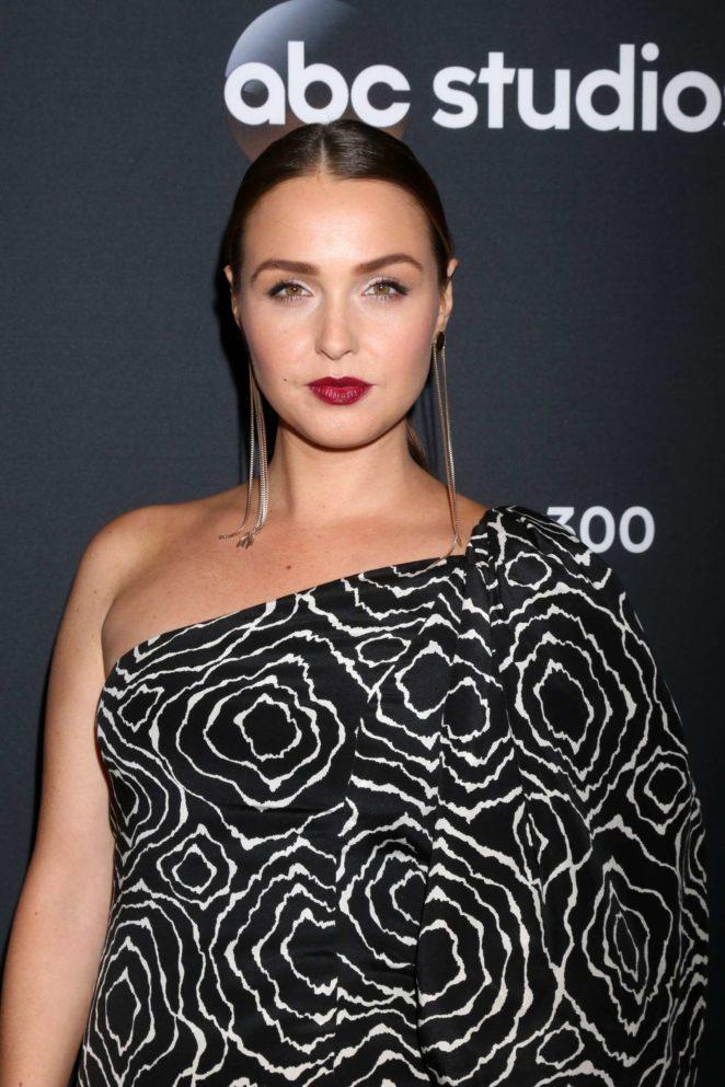 Camilla Luddington - 'Grey's Anatomy' 300th Episode Celebration in LA
