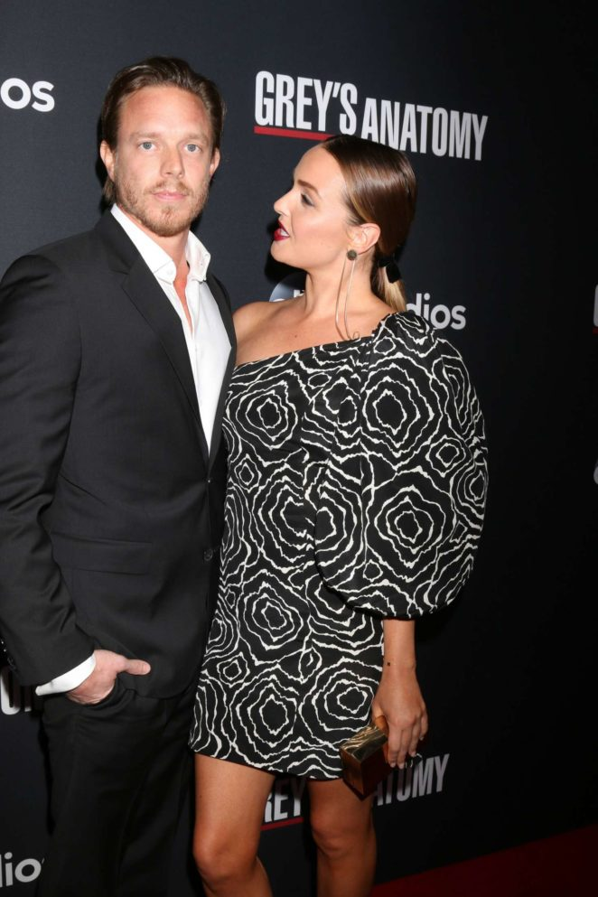 Camilla Luddington: Greys Anatomy 300th Episode Celebration -16