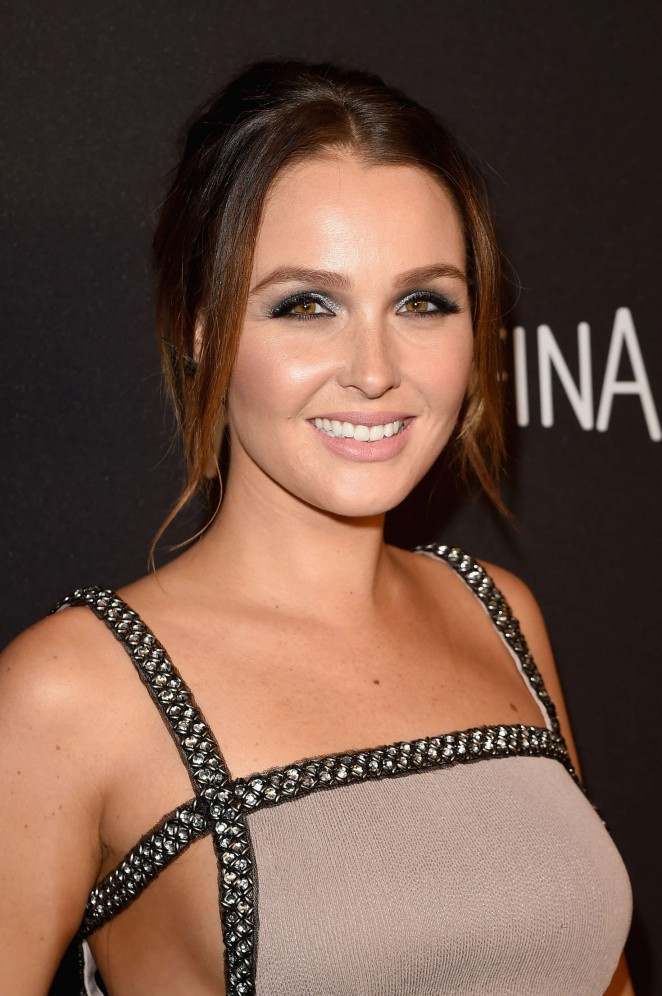 Camilla Luddington - InStyle and Warner Bros 2016 Golden Globe Awards Post-Party in Beverly Hills