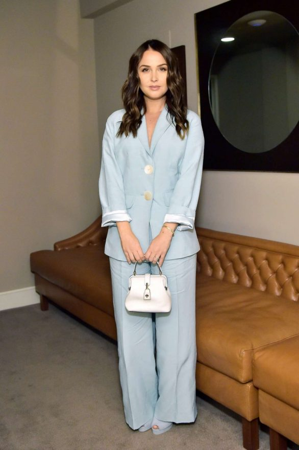 Camilla Luddington - InStyle & Kate Spade New York Dinner in West Hollywood