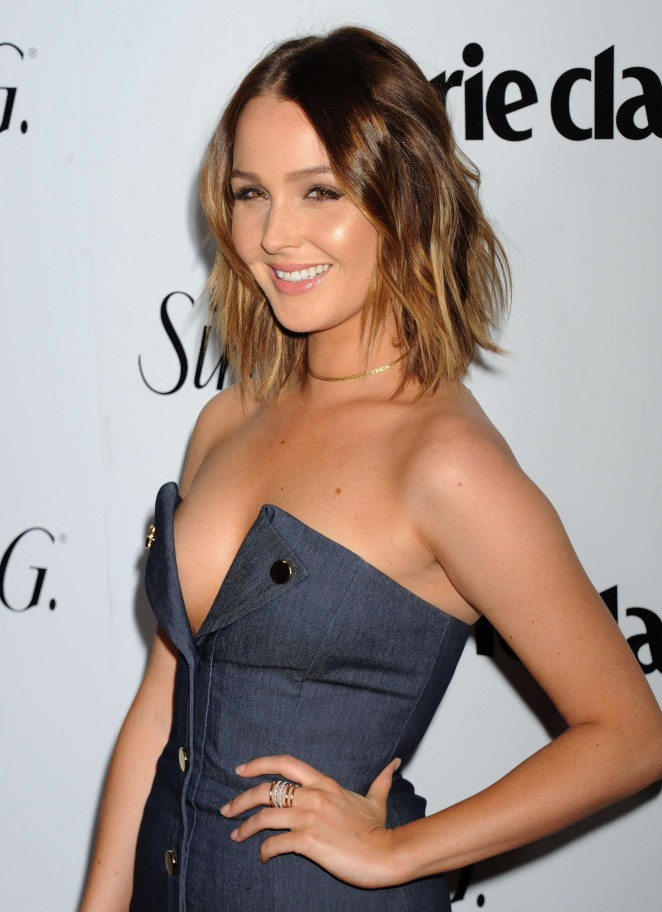 Camilla Luddington - Marie Claire Hosts Fresh Faces Party Celebrating May Issue Cover Stars in LA