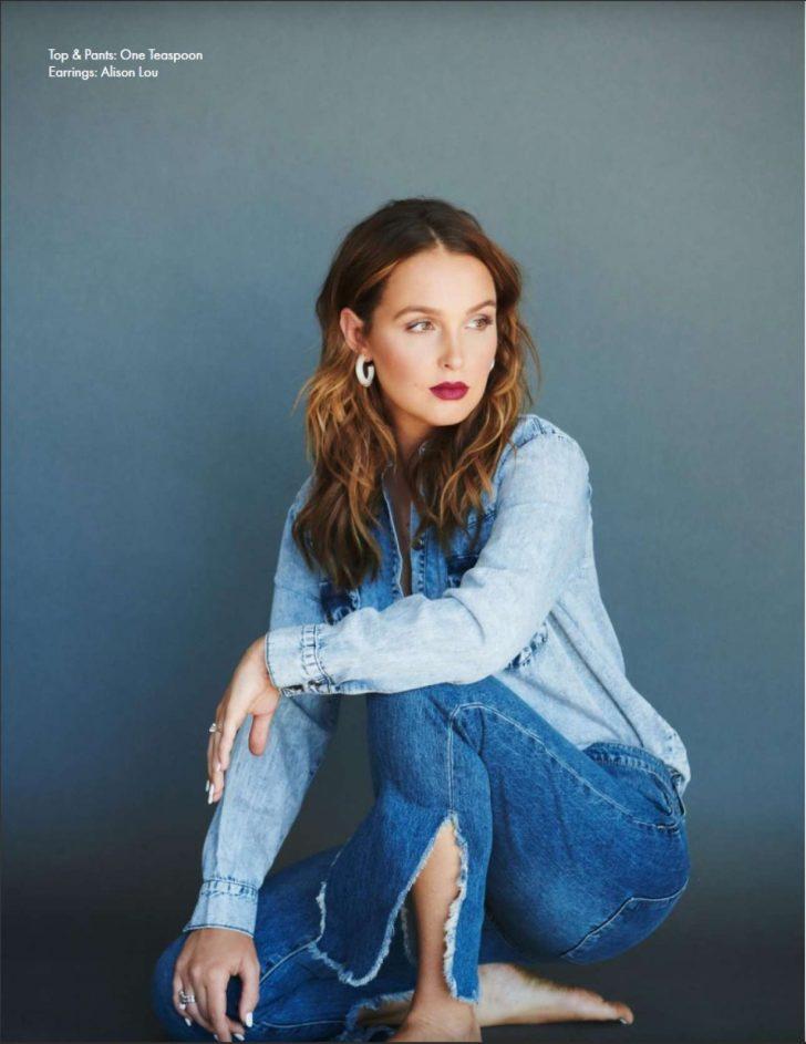 Camilla Luddington - The Daily Shuffle Magazine (March 2019)