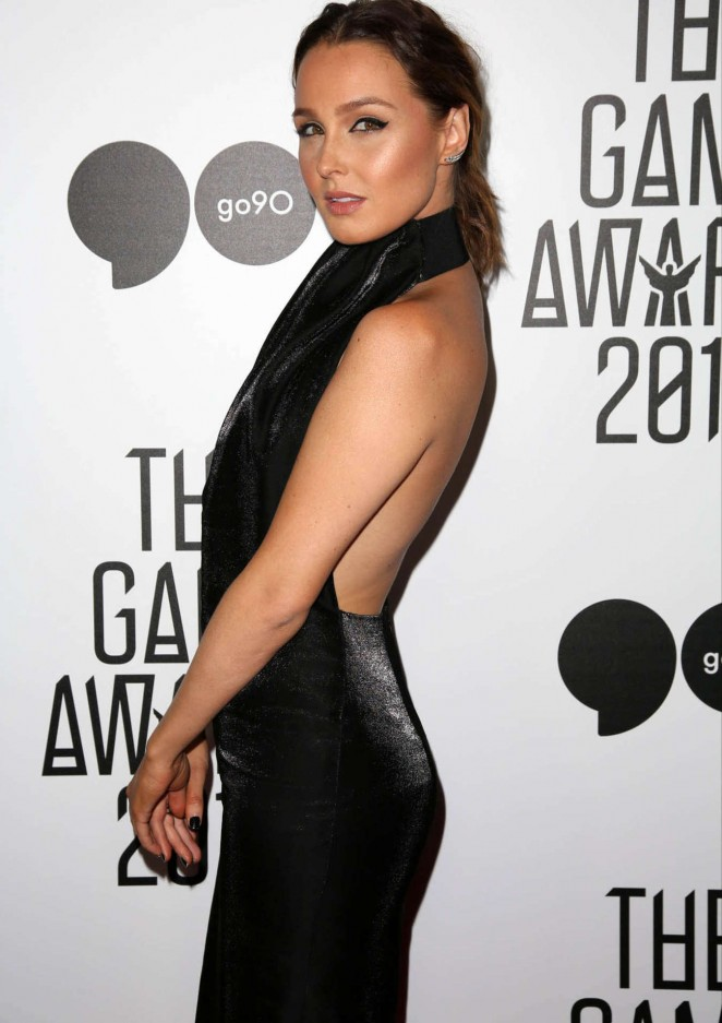 Camilla Luddington - The Game Awards 2015 in LA