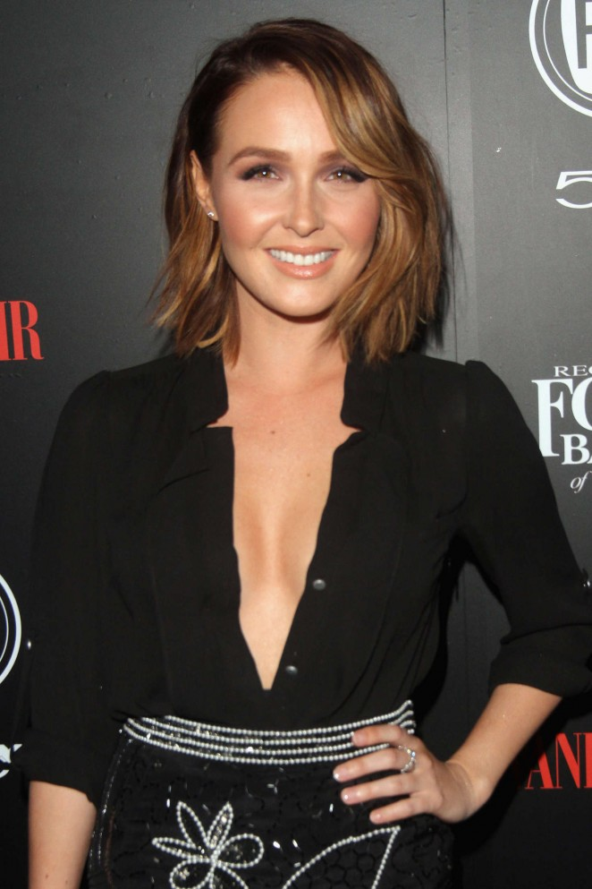Camilla Luddington - Vanity Fair and FIAT Young Hollywood Celebration 2016 in Los Angeles