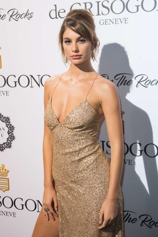 Camilla Marrone - De Grisogono Party at 70th Cannes Film Festival in France